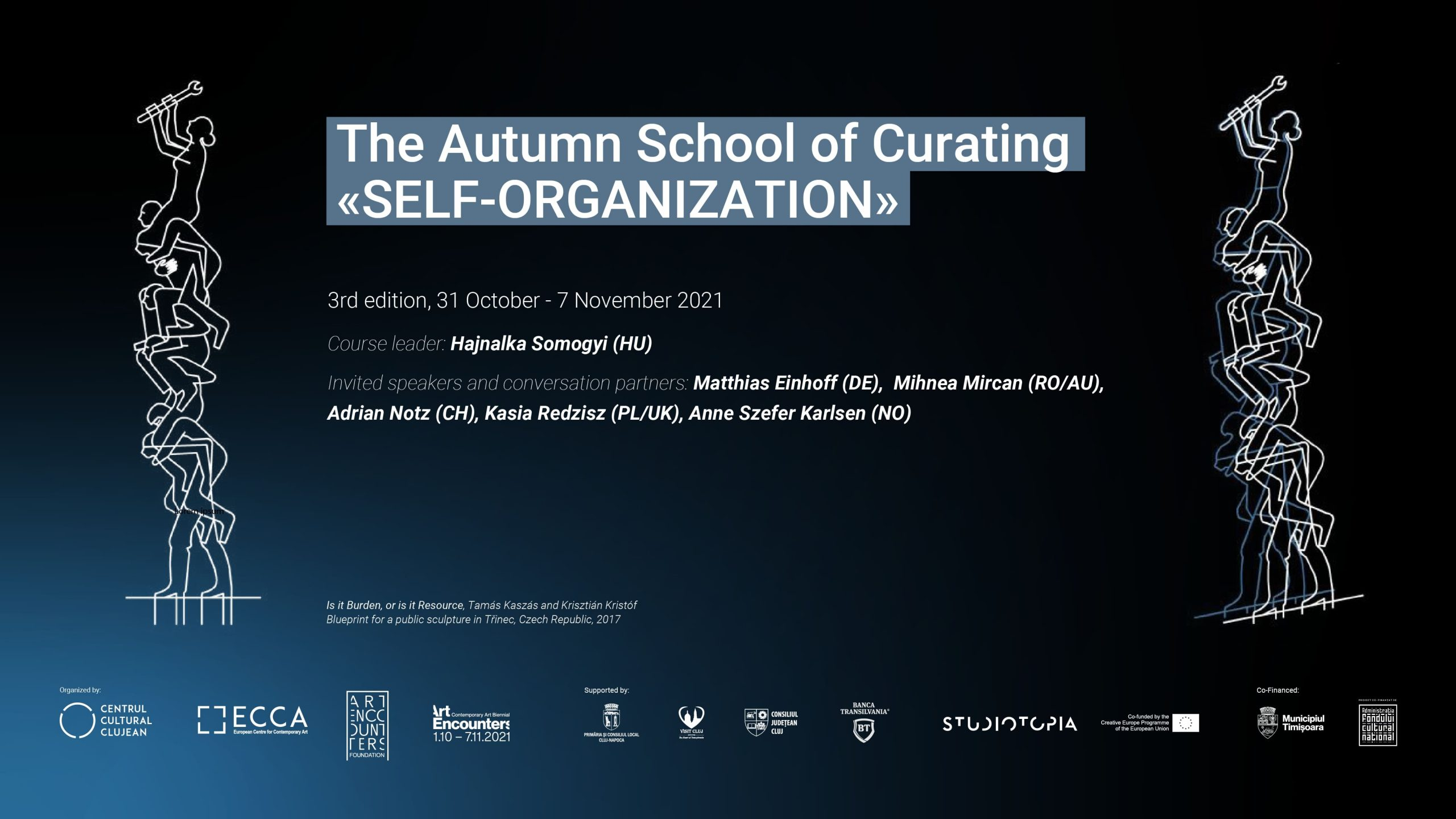 The Autumn School of Curating - 3rd edition